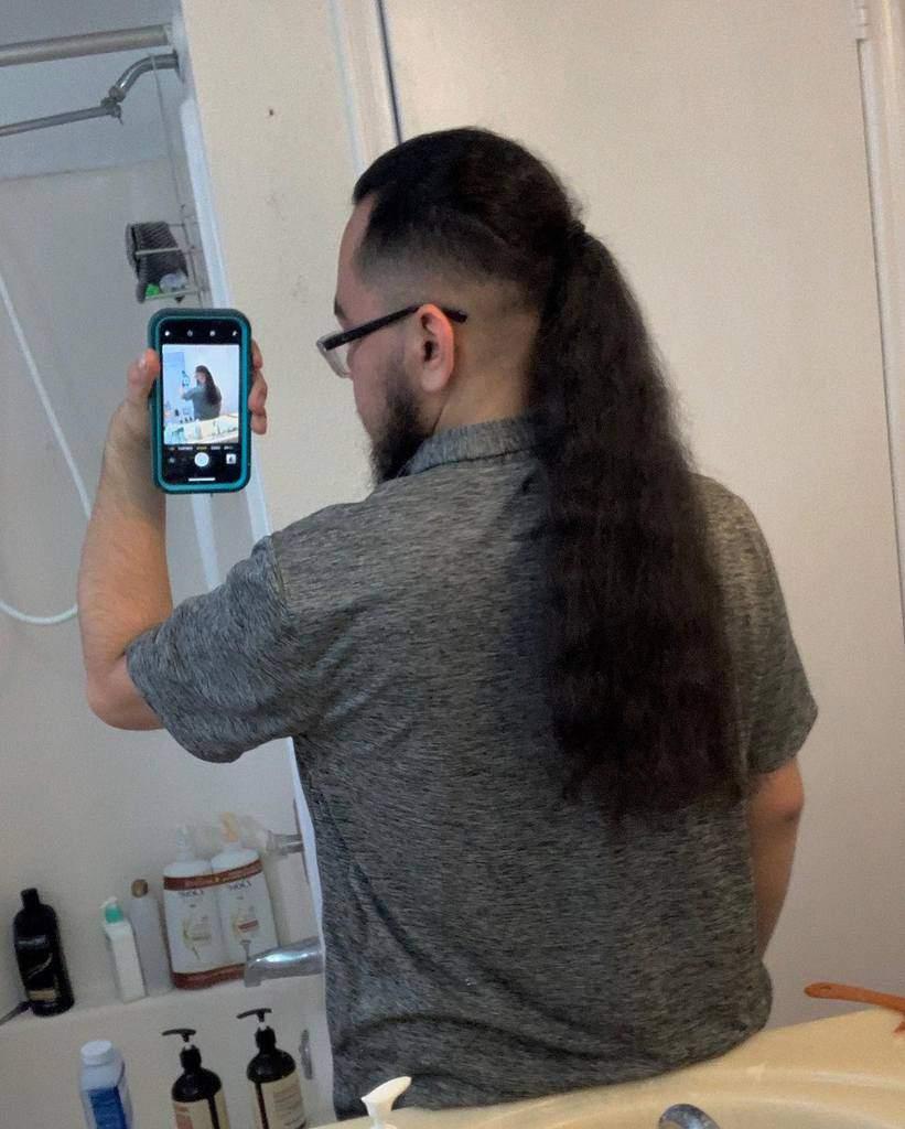 Messy Undercut for Long Hair typhooned1