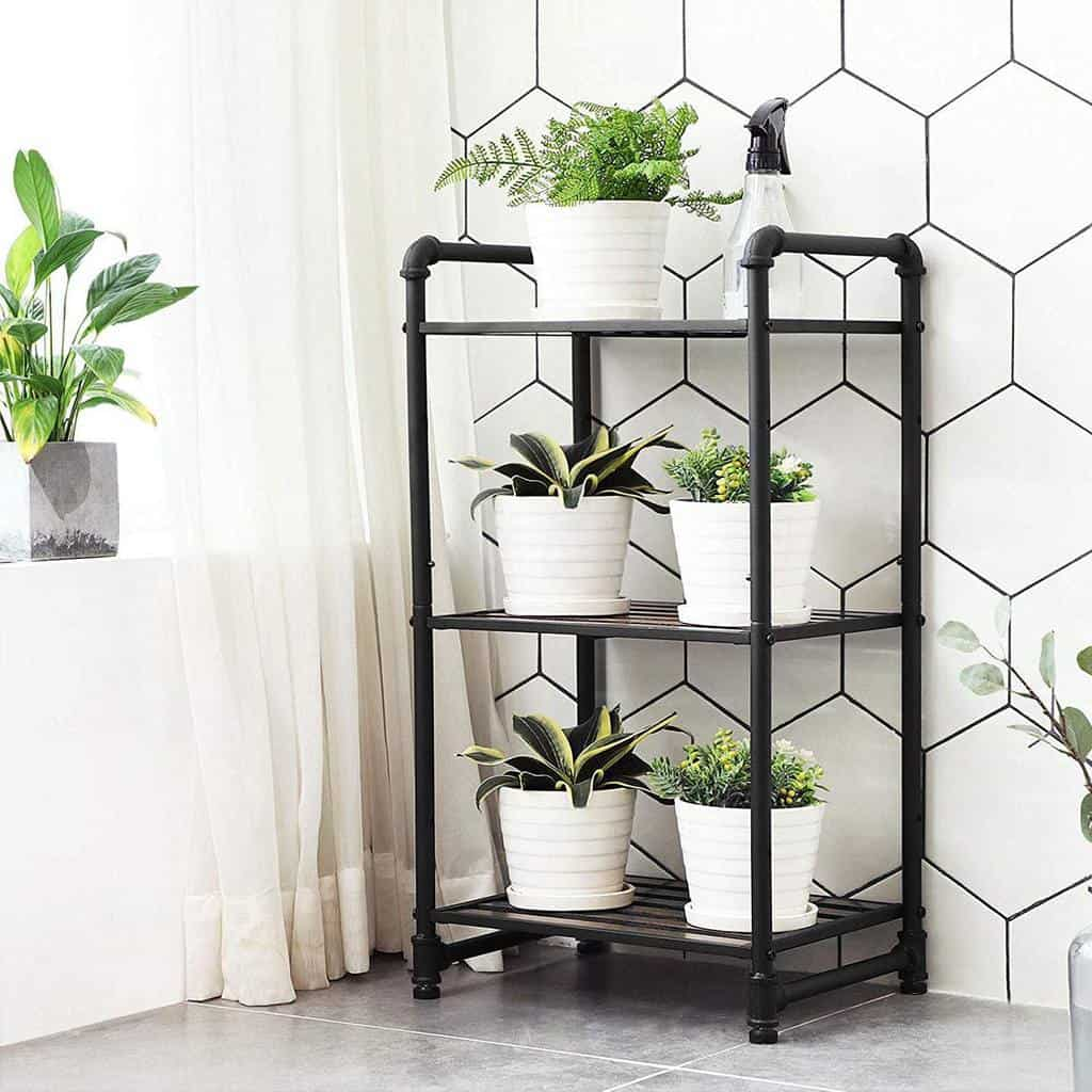 Metal Shelving Ideas songmics