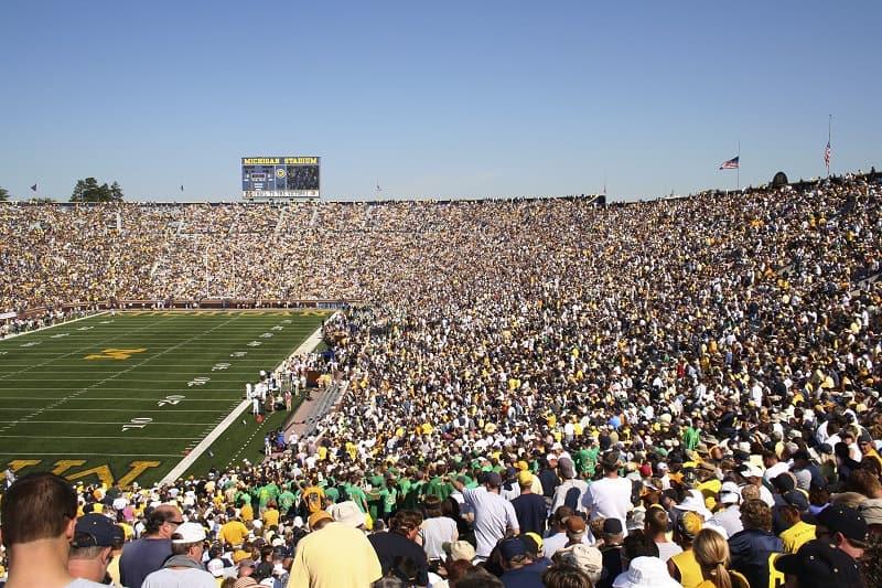 Michigan Stadium, University of Michigan (Ann Arbor, Michigan)