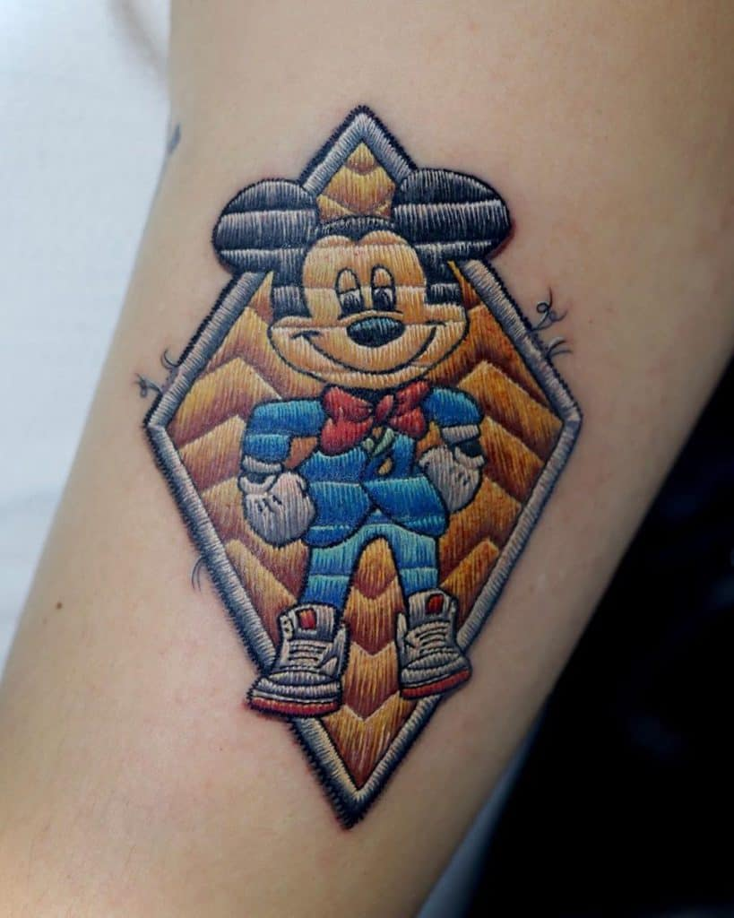 mickey-mouse-embroidery-tattoo-terioshi