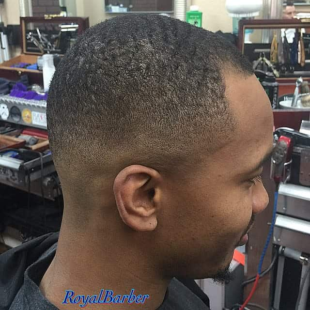 Mid Fades for Wavy Hair royalbarber