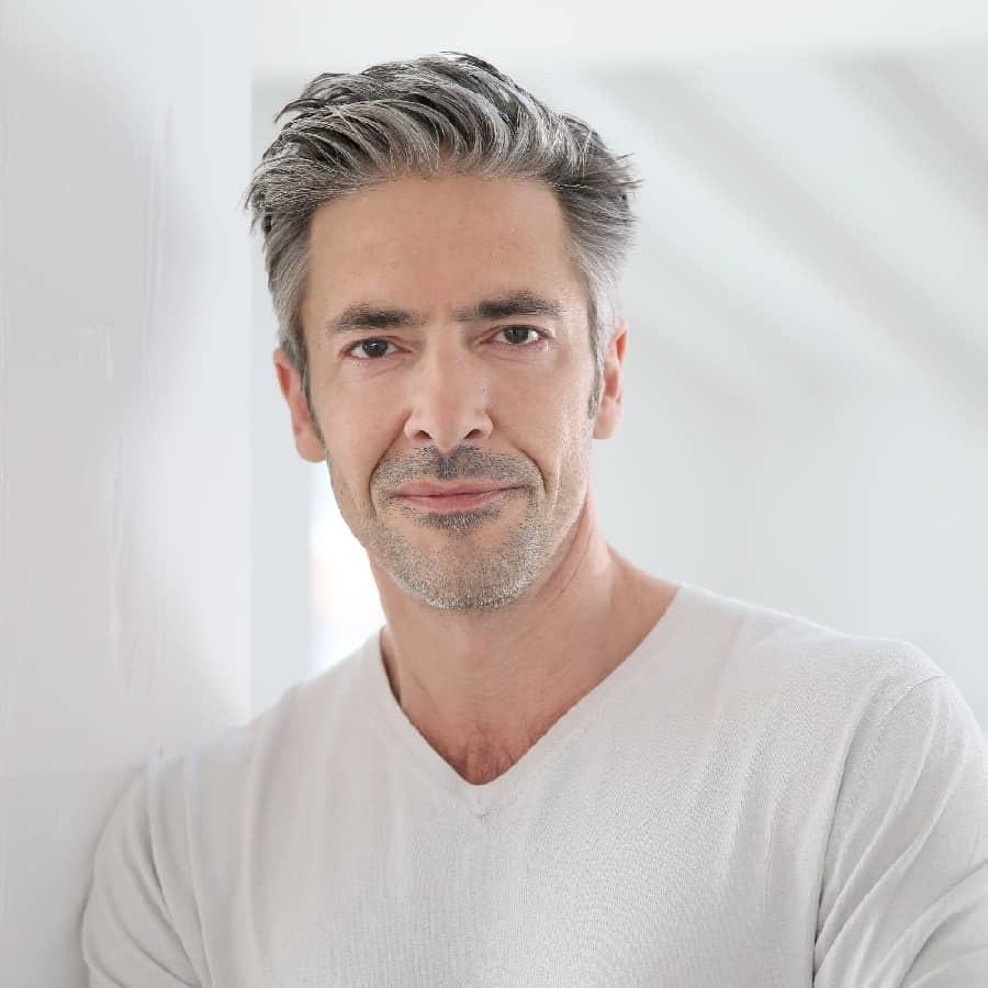 28 Best Hairstyles For Older Men In 2020