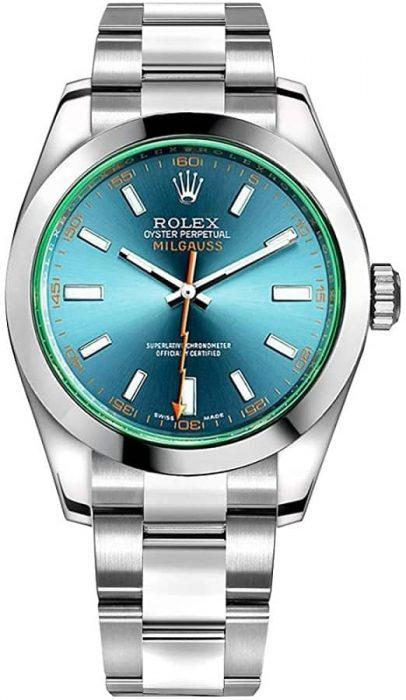 Milgauss Rolex Watch
