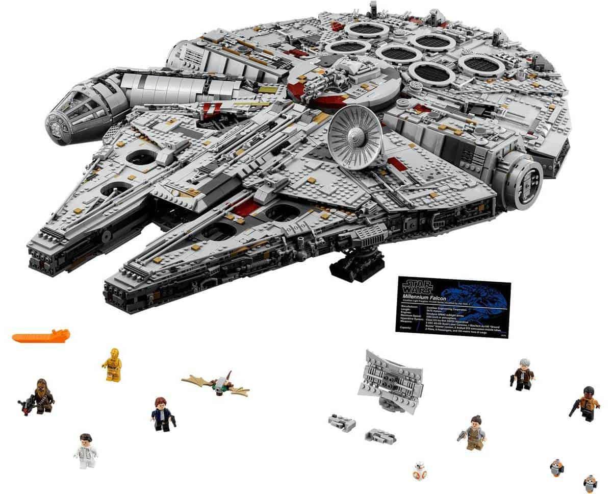 Millennium Falcon ($799.99)
