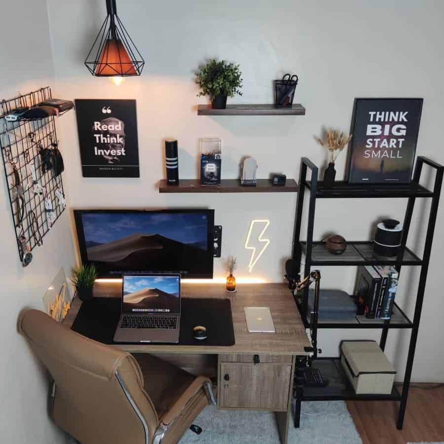 Minimalist Computer Room Ideas zulkiflisaid88