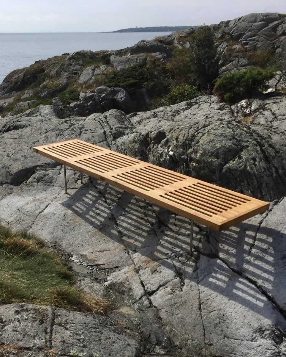 Modern Design Garden Bench Ideas -delecto_as