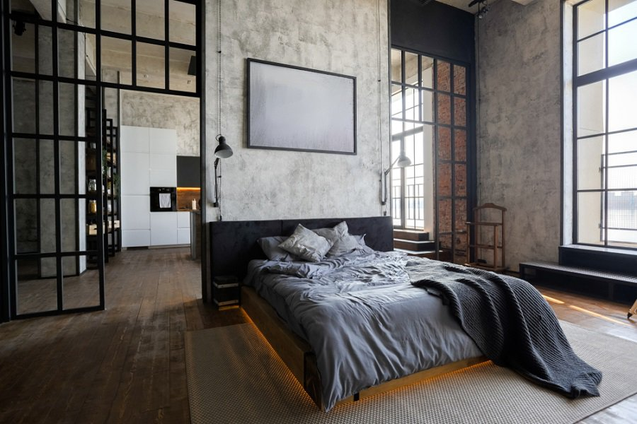 Modern Minimalist minimalist bedroom ideas  - View Minimalist House Interior Design Bedroom Pictures