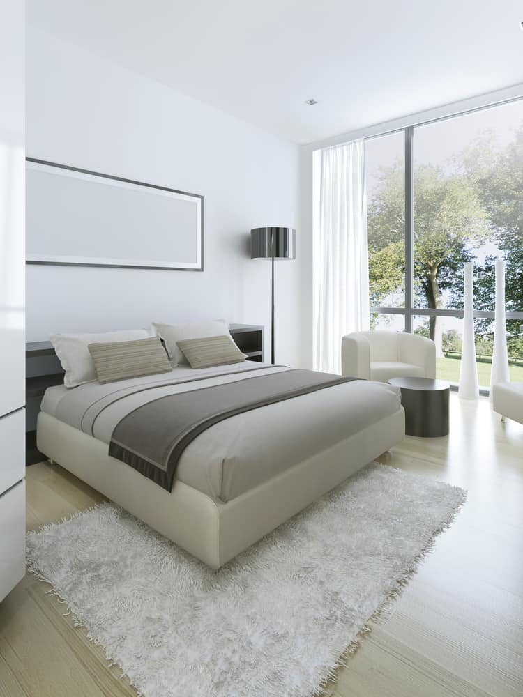 neutral modern bedroom ideas