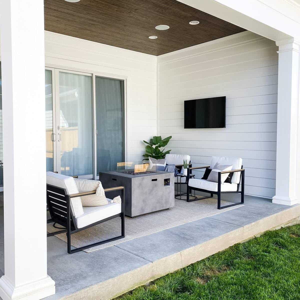 Modern Patio Enclosure Ideas -caitinthecommons