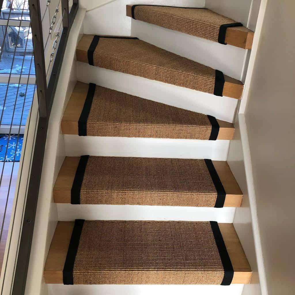 Modern Stair Runner Ideas -mook10999