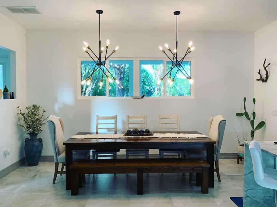 Modern dining room lighting ideas izzy_stapleton