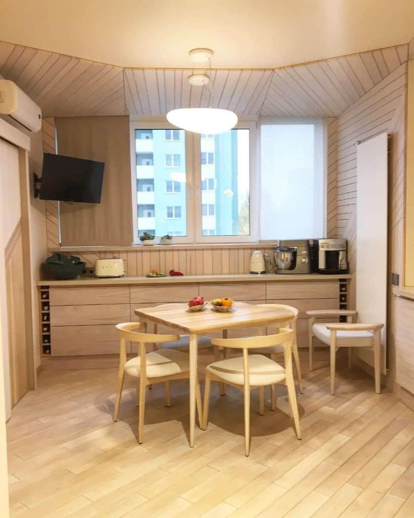Modern dining room lighting ideas lena_bulavko