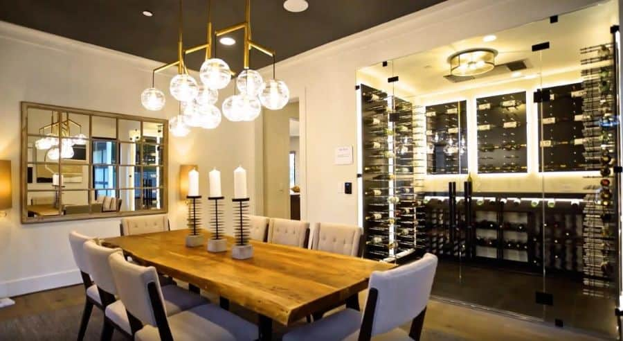 Modern dining room lighting ideas whisperkool