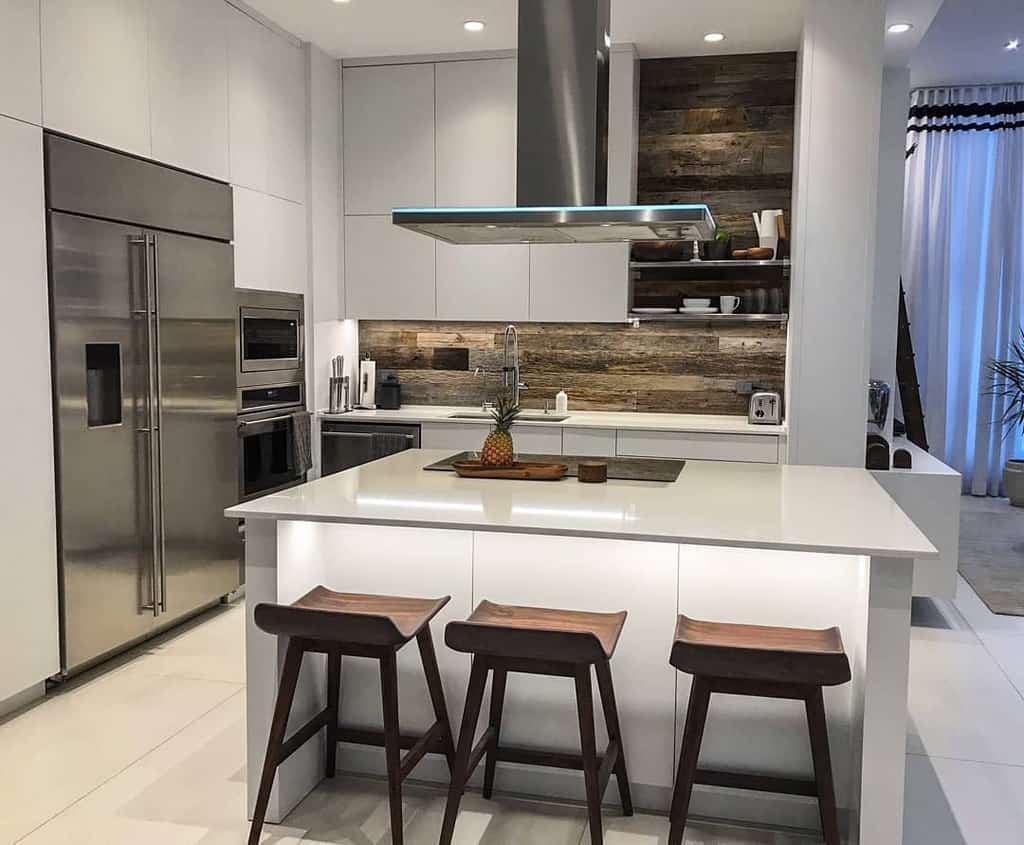 Modern kitchen countertop ideas dragon_joinery