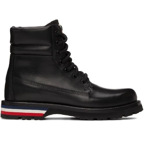 Moncler Black Vancouver Boot