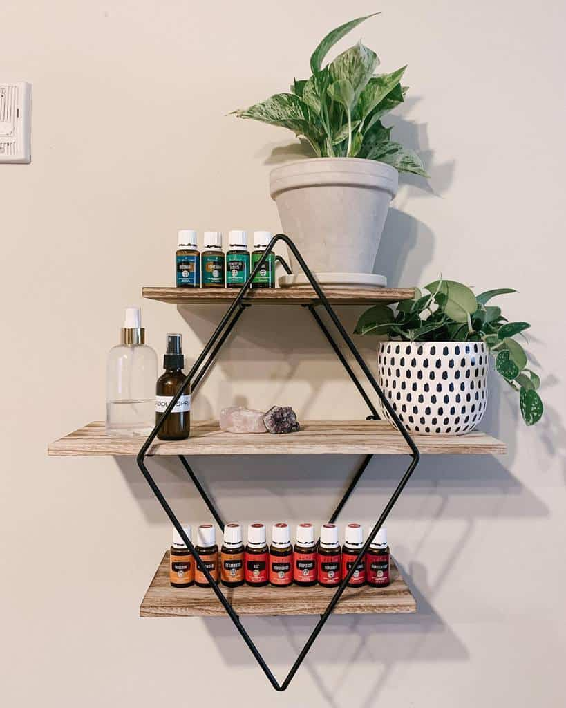 Mounted Shelving Ideas savannabashore_