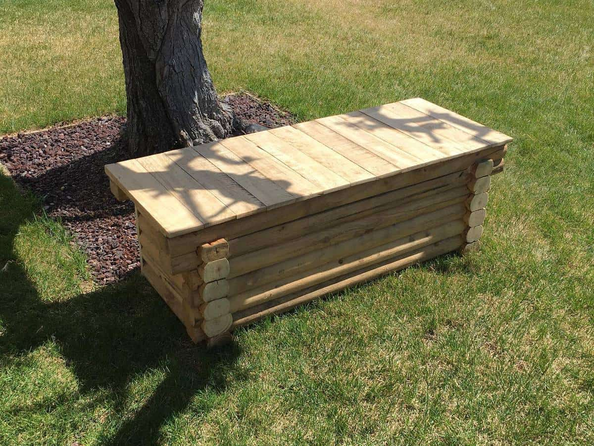 Multipurpose Garden Bench Ideas -liamcoulombe