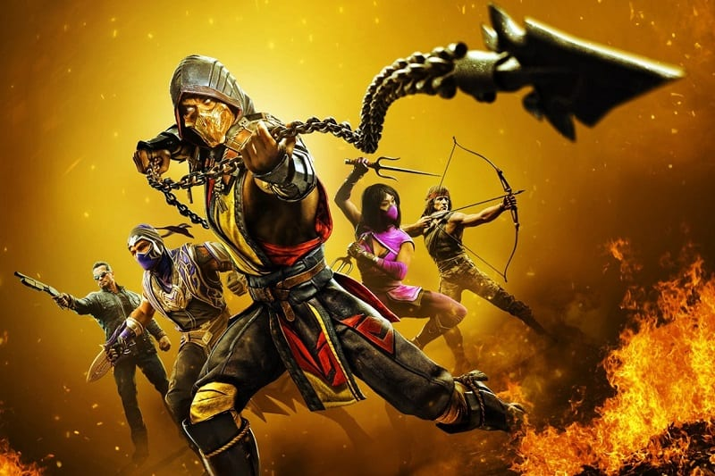 10 Must Play Games For Fans Of 'Mortal Kombat'