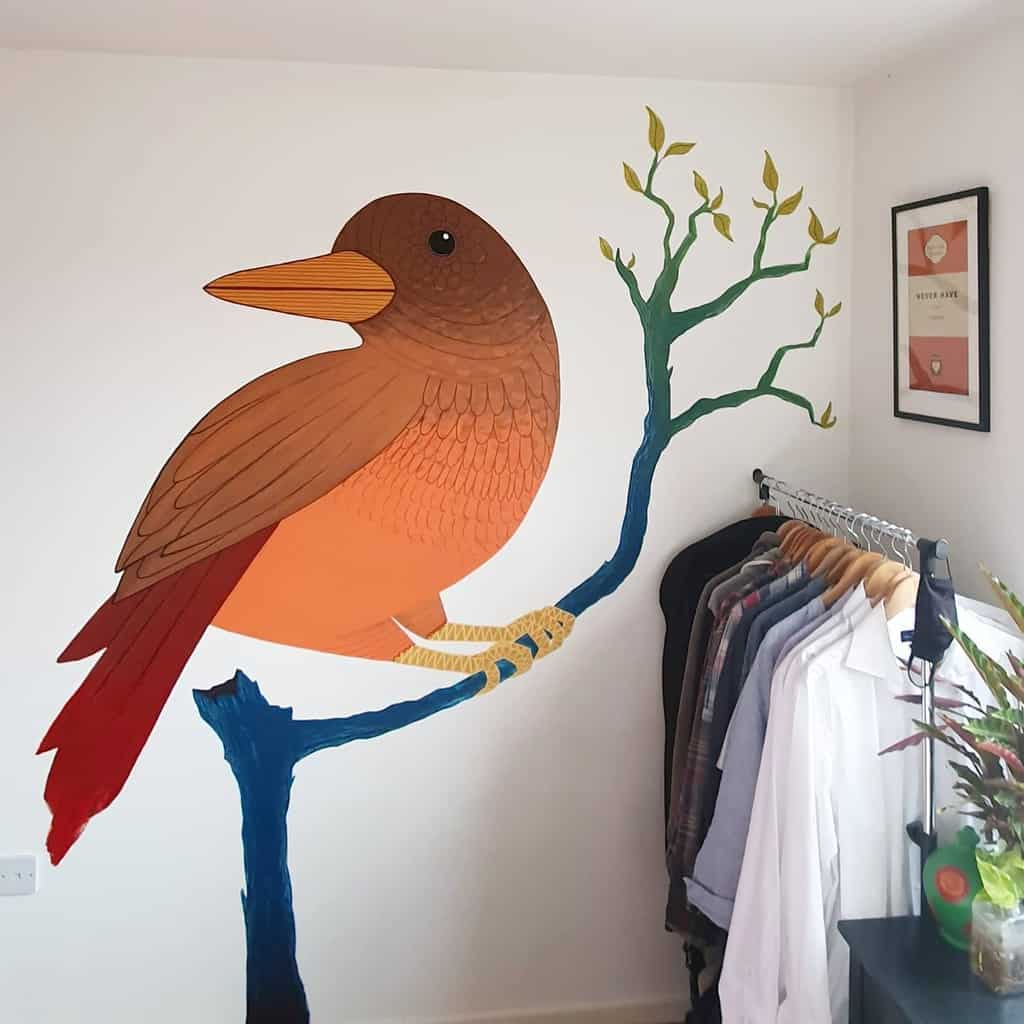 Nature Wall Mural Ideas -mish_abs