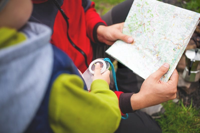 Navigating - Camping Essentials