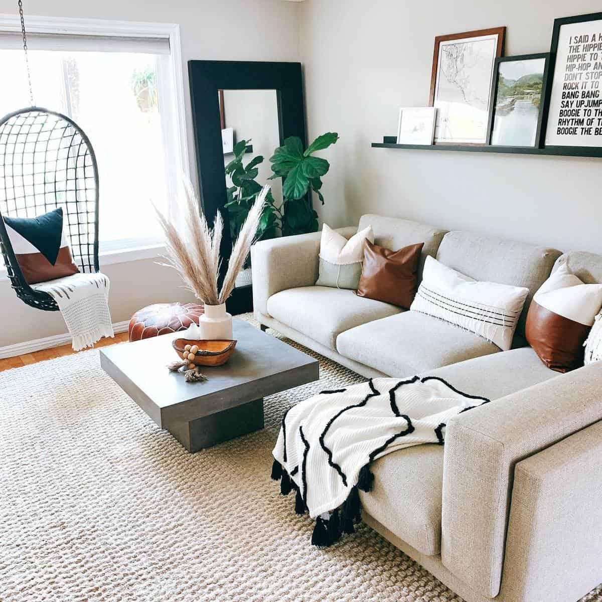 Neutral Living Room Carpet ideas -thatsmrsirvinstyle