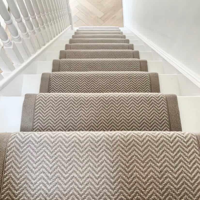 Neutral Stair Runner Ideas -mattbritton.ie