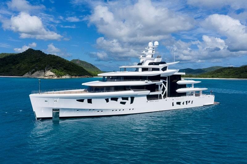 Nobiskrug Luxury Yacht