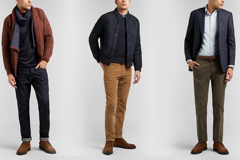 Occasions Are Appropriate To Wear Desert Boots