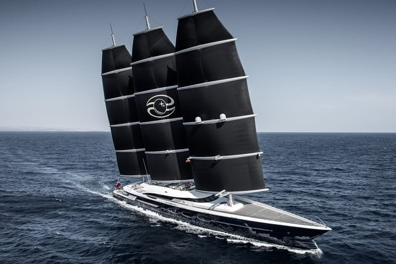 Oceanco Luxury Yacht