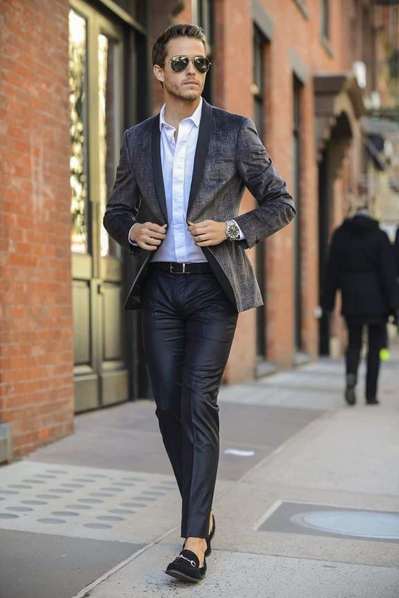 Büro Herren Formelle Kleidung 1