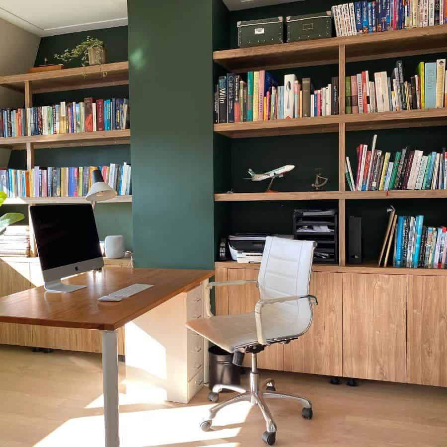 Office Study Room Ideas opnummer50