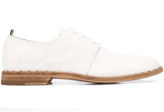 Officine Creative Osso Derby-Schuhe mit Skipper Wash