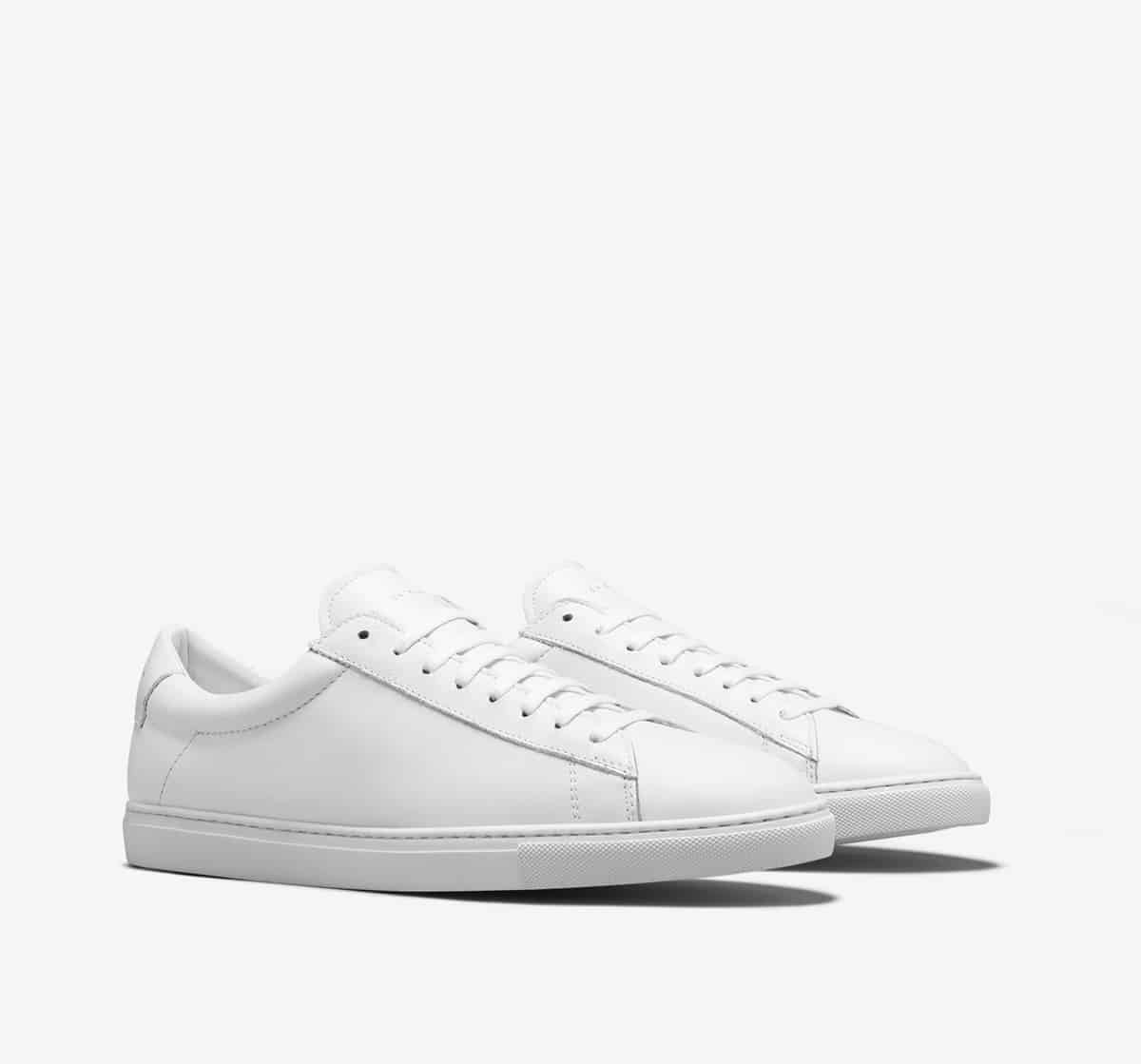 Oliver Cable Low 1 White Sneakers