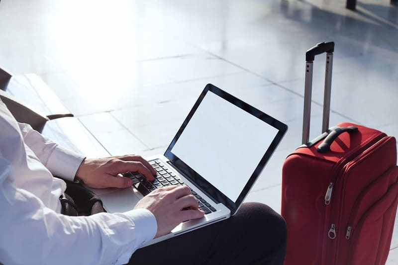 On Route Essentials For Business Men - Essentials Travel Checklist For Men