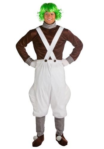 Oompa Loompa – Halloween Costumes