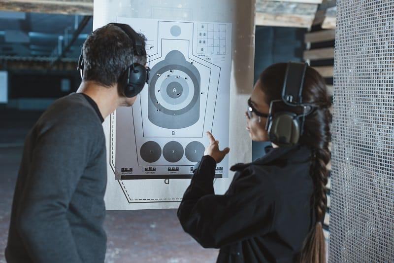 Open an outdoor archery firearm practice range.