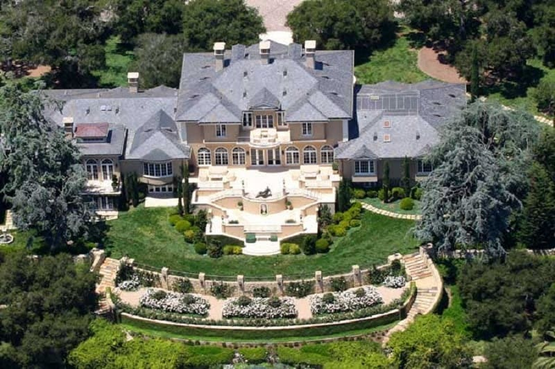 Oprah Winfrey's Expensive Home