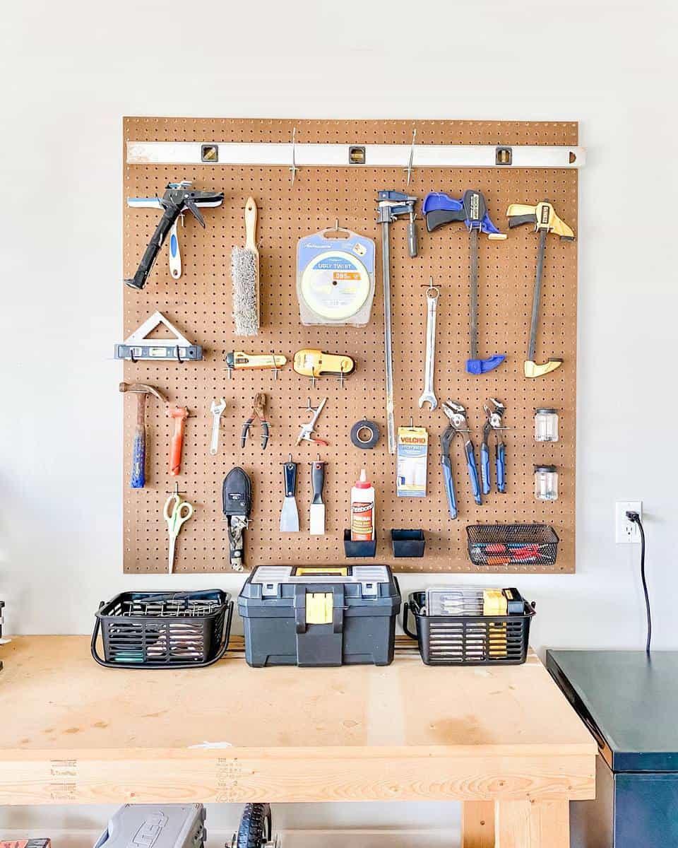 Organization Tool Storage Ideas -suddenlysimpleorganizing
