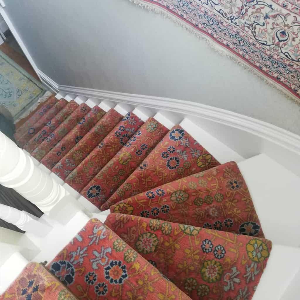 Oriental Stair Runner Ideas -veedonfleececarpets