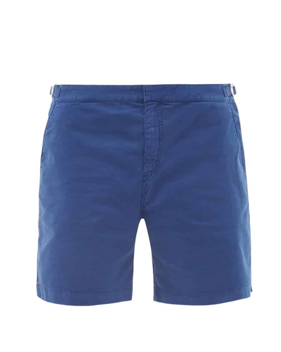 Orlebar Brown Dane Twill Shorts