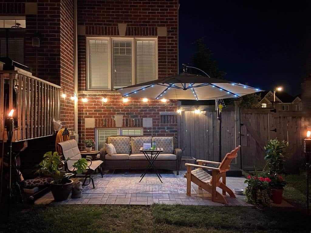 Outdoor DIY Backyard Ideas -heyo.anne