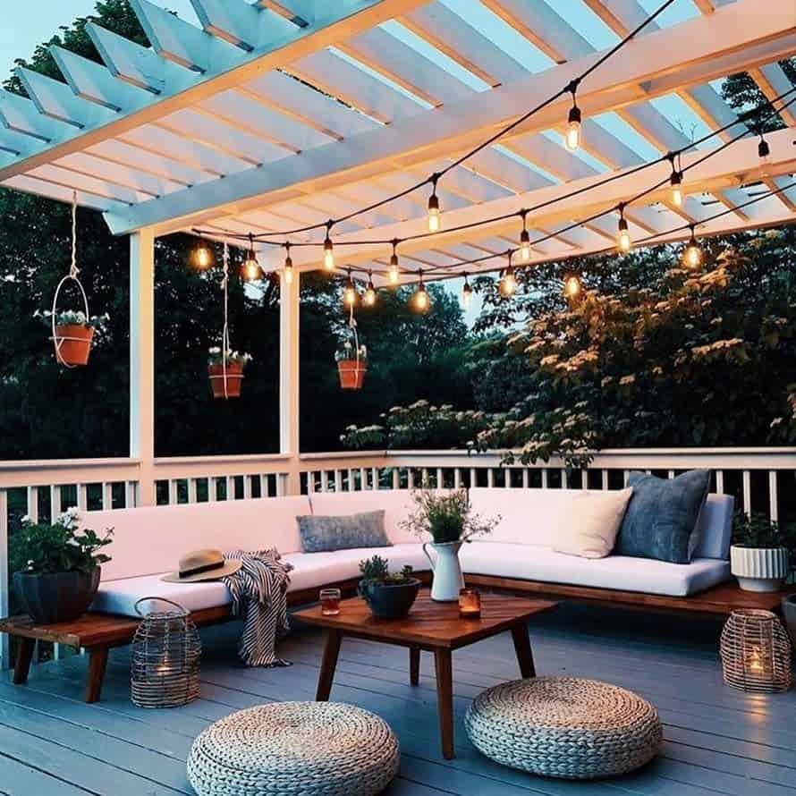 Outdoor Deck Decorating Ideas -realestateandliving