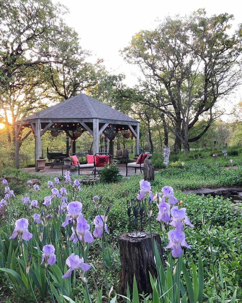 Outdoor Patio Garden Ideas -pennypenningtonweeks