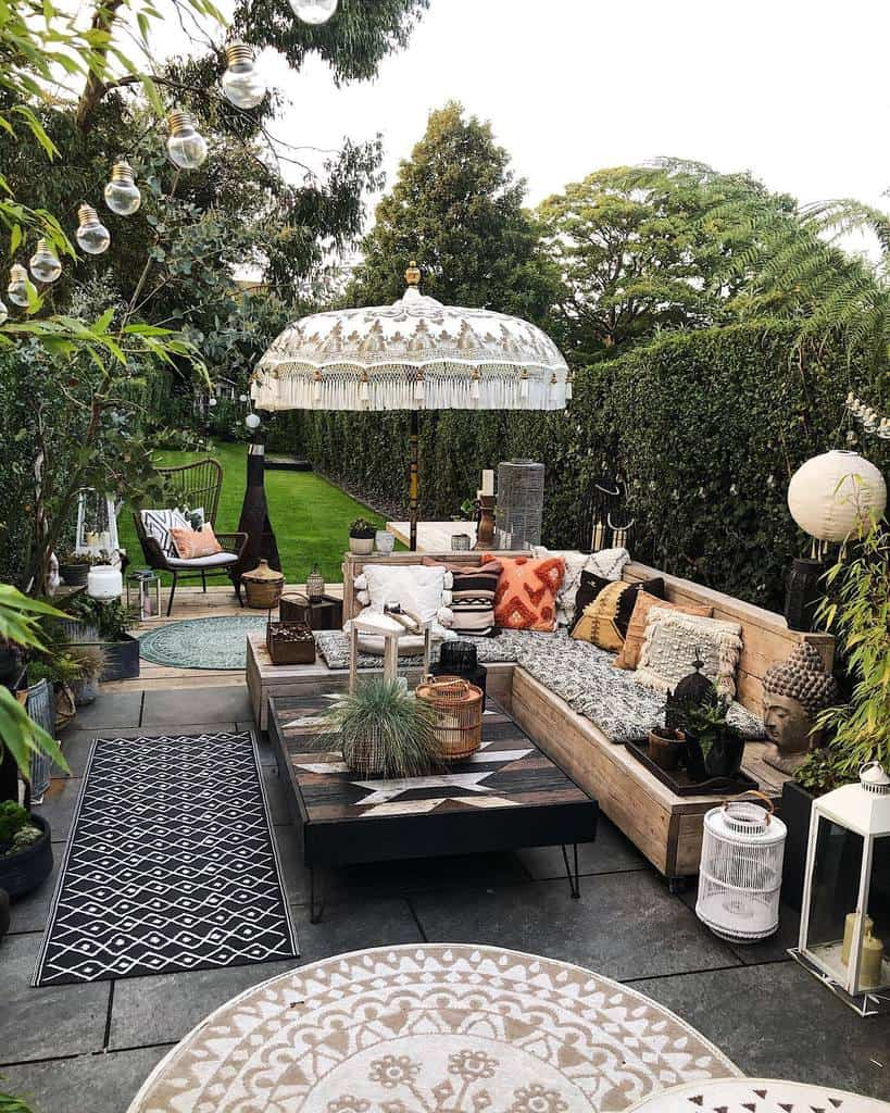Outdoor Patio Garden Ideas -theresa_gromski