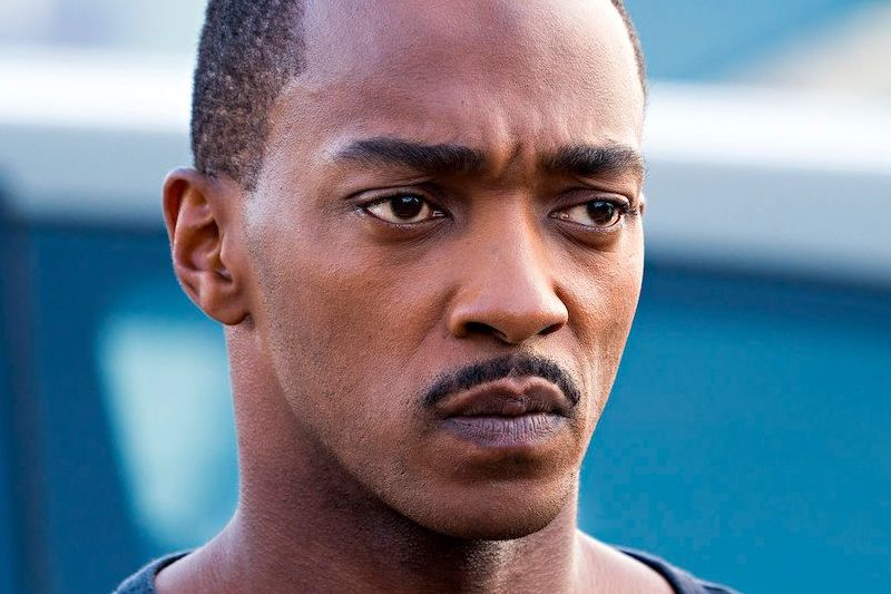 Anthony Mackie Stars In Netflix's New Action Movie 'Outside The Wire'