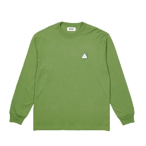Palace Square Patch Long-Sleeve