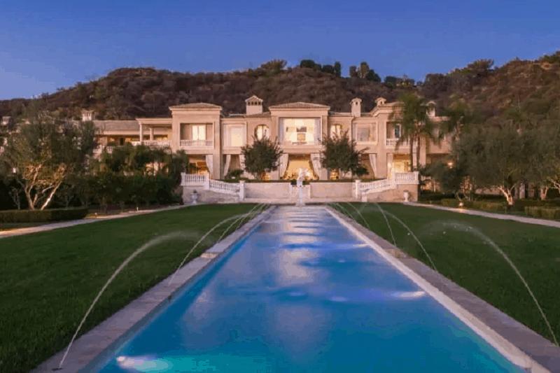 Palazzo di Amore, Beverly Hills, California, USA
