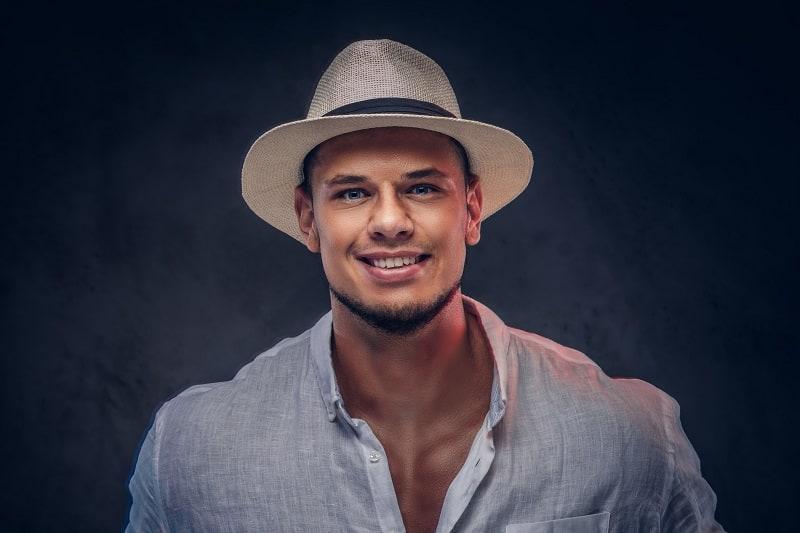 Panama-Hat-Style