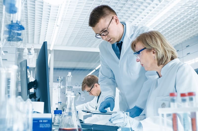 Participate in clinical trials.