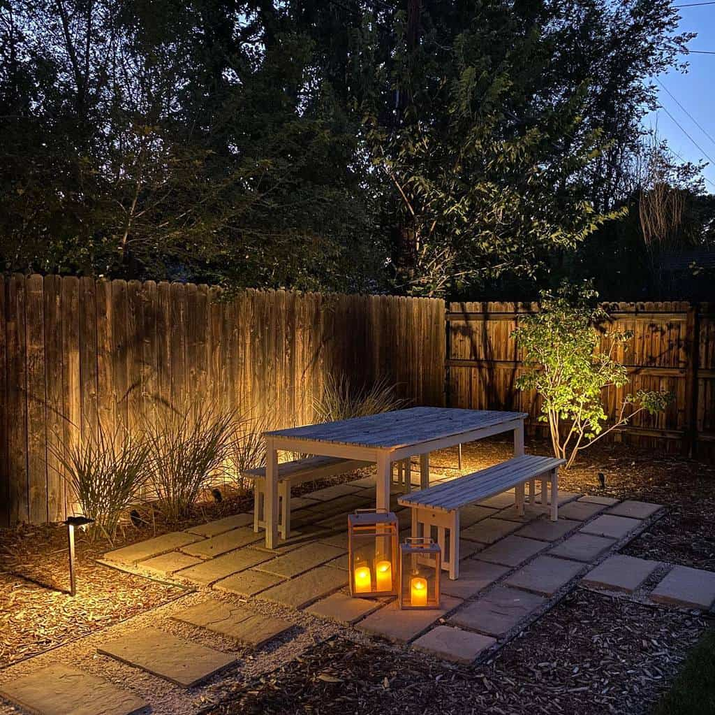 Patio DIY Backyard Ideas -wheremymindwonders.design